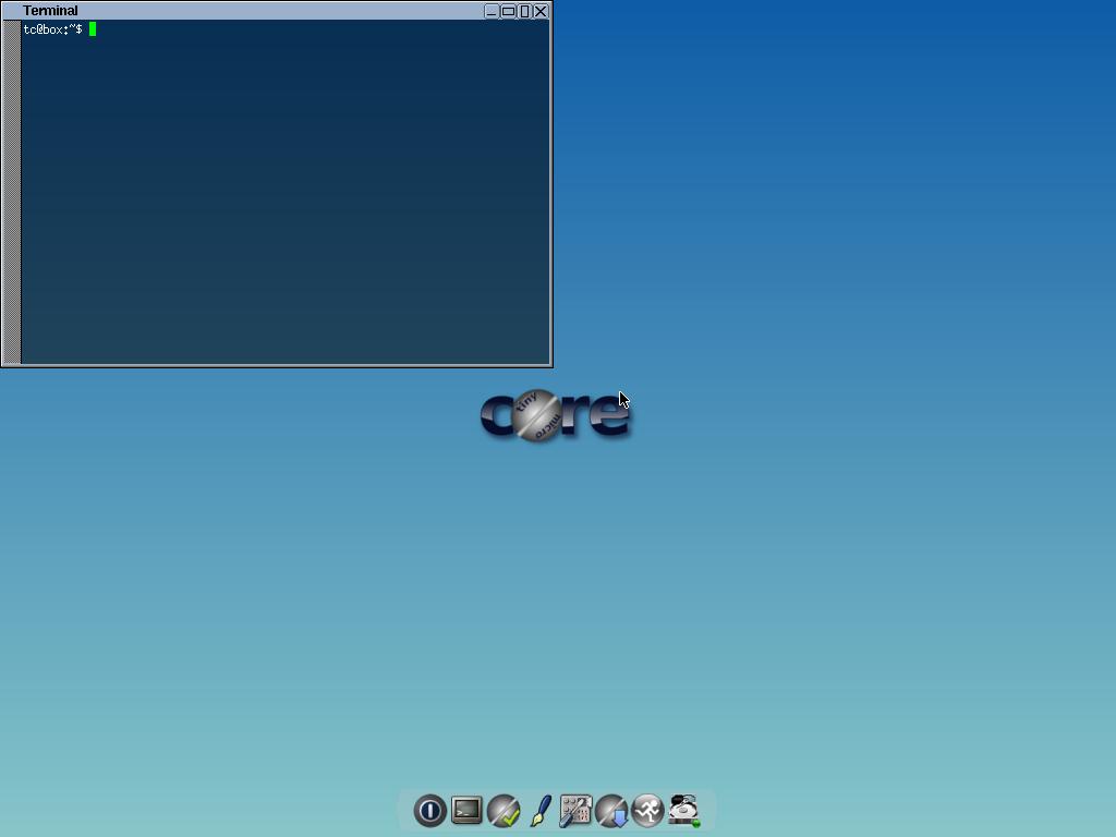 Tiny Core Linux