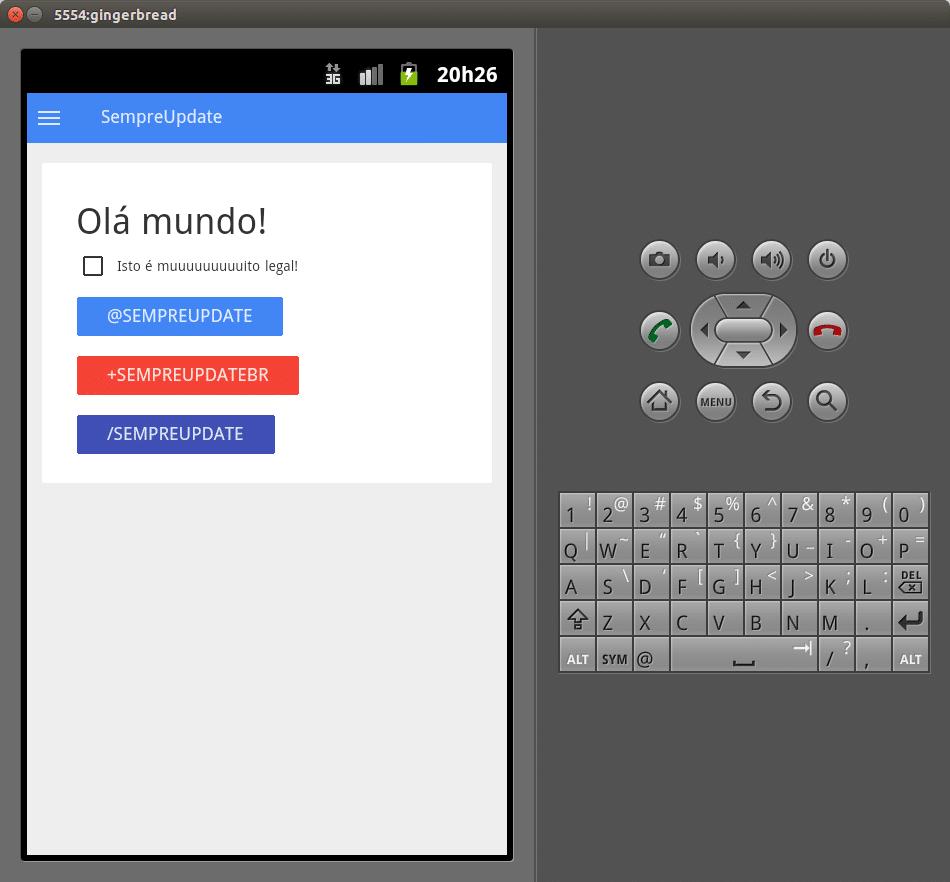 Desenvolvimento Multiplataforma Android Avd Parte 5