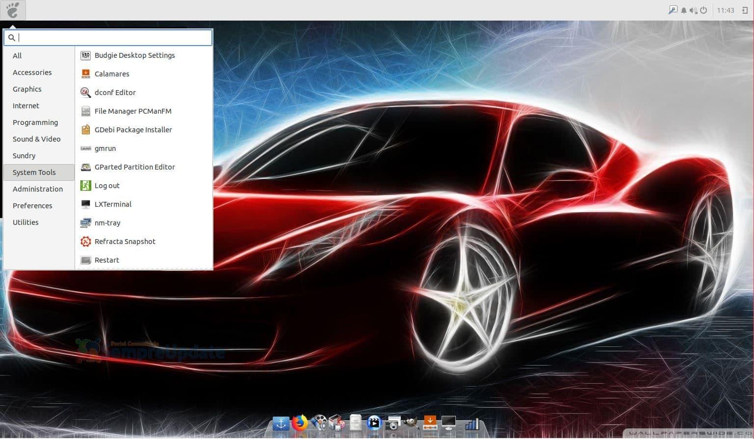 Exton Os Desktop Root 190521