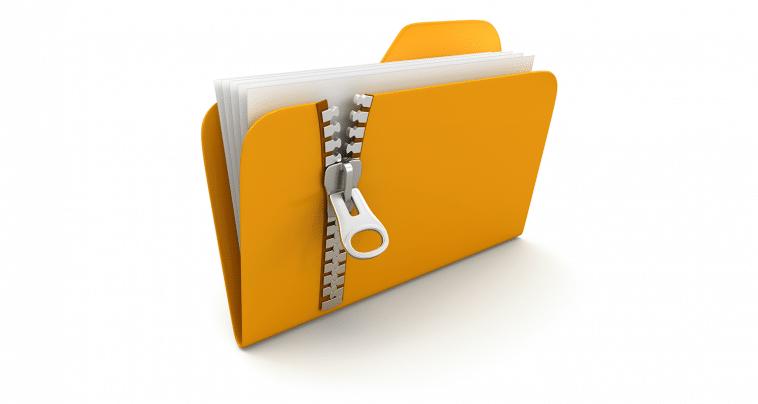 descompactar arquivos no Linux