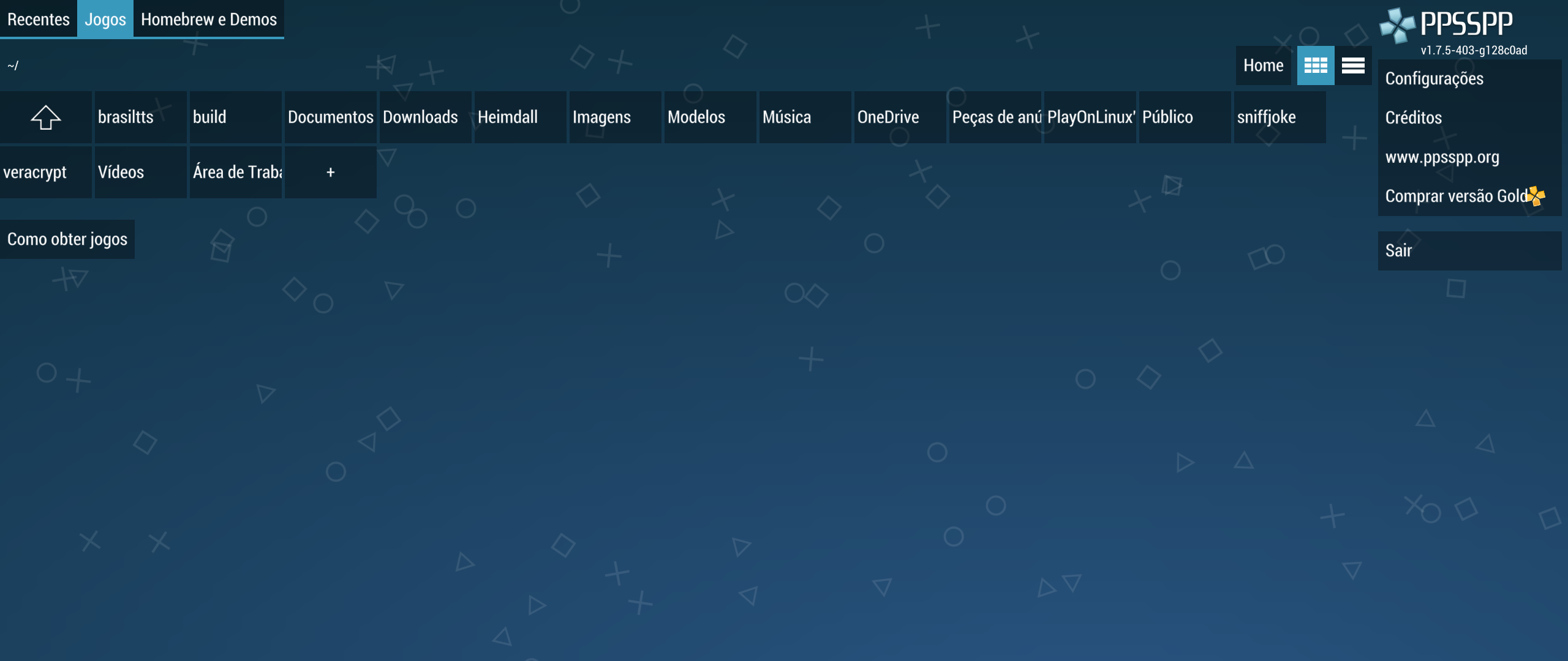 Instalar O Emulador Psp Ppsspp No Ubuntu Debian Fedora No Linux 5