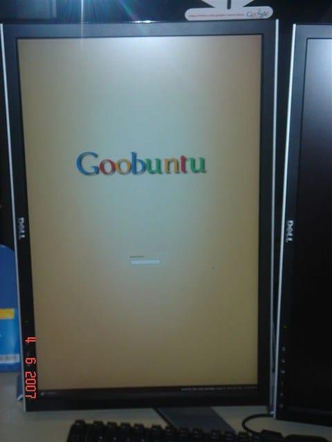 Goobuntu Linux Google Ubuntu Sistema Operacional 2