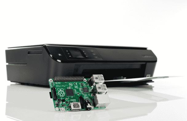 servidor de impressão
