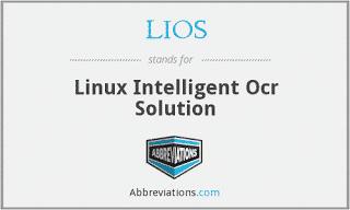 Lios no Linux
