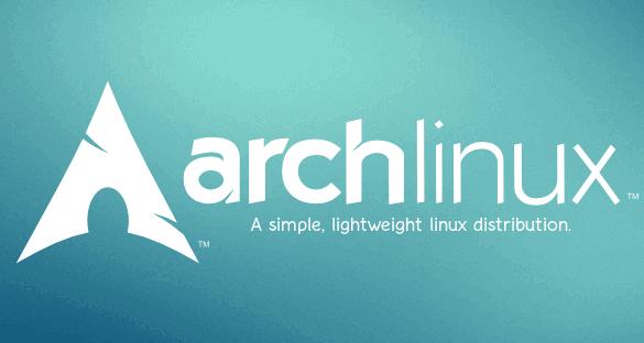 versão 2017.02.01 Arch Linux