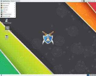 GNU/Linux Rebellin Linux 3.5