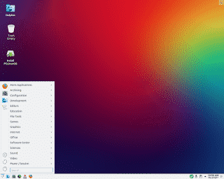 GNU/Linux PCLinuxOS 2017.03