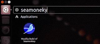 Como instalar o Seamonkey no Ubuntu