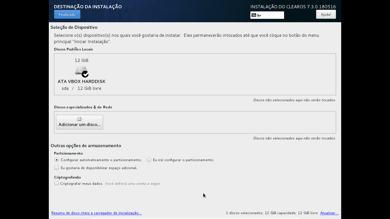 Conheça e instale o GNU/Linux ClearOS!