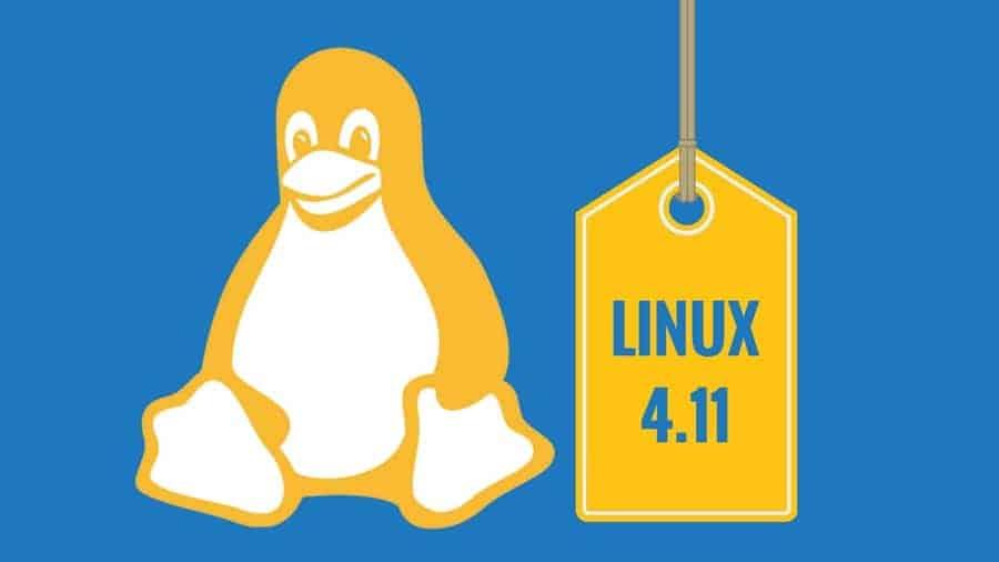 instalar atualizar linux Kernel 4.11