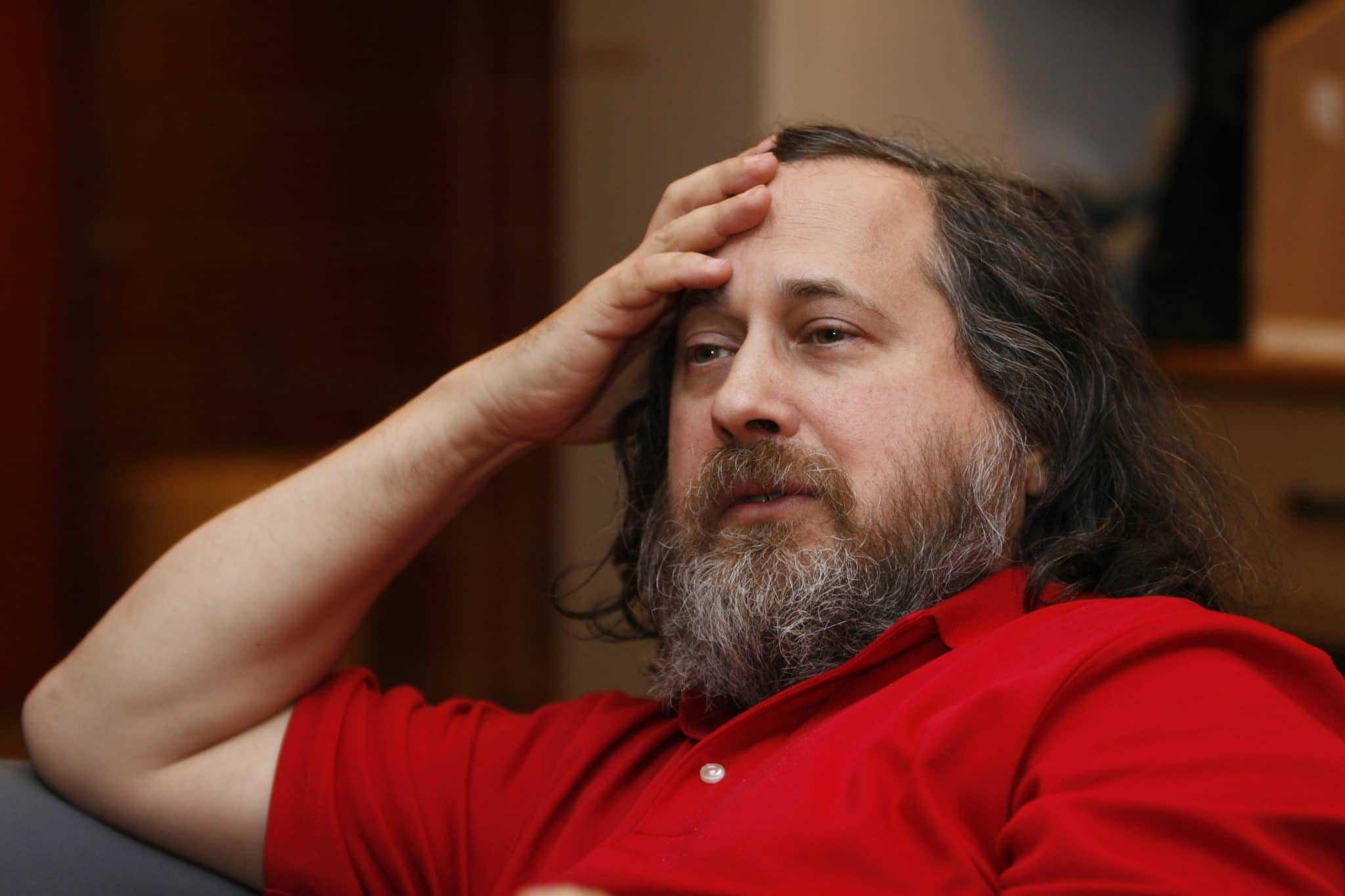 Richard Stallman quer criar criptomoeda chamada Taler