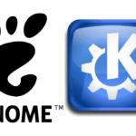 KDE e Gnome