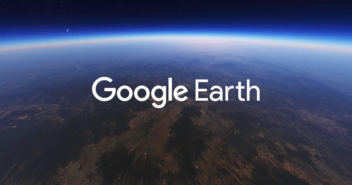 Google Earth Banner