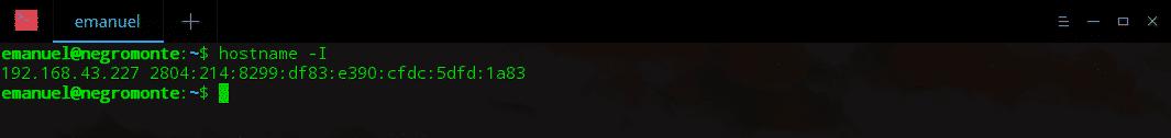 Como saber o seu IP no Ubuntu, Debian, Fedora, openSUSE em qualquer distro Linux ?