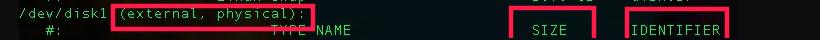 criar pendrive do linux no mac os x