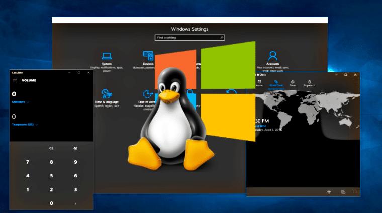 Windows 10 permitirá acesso a arquivos WSL Linux a partir do Explorer