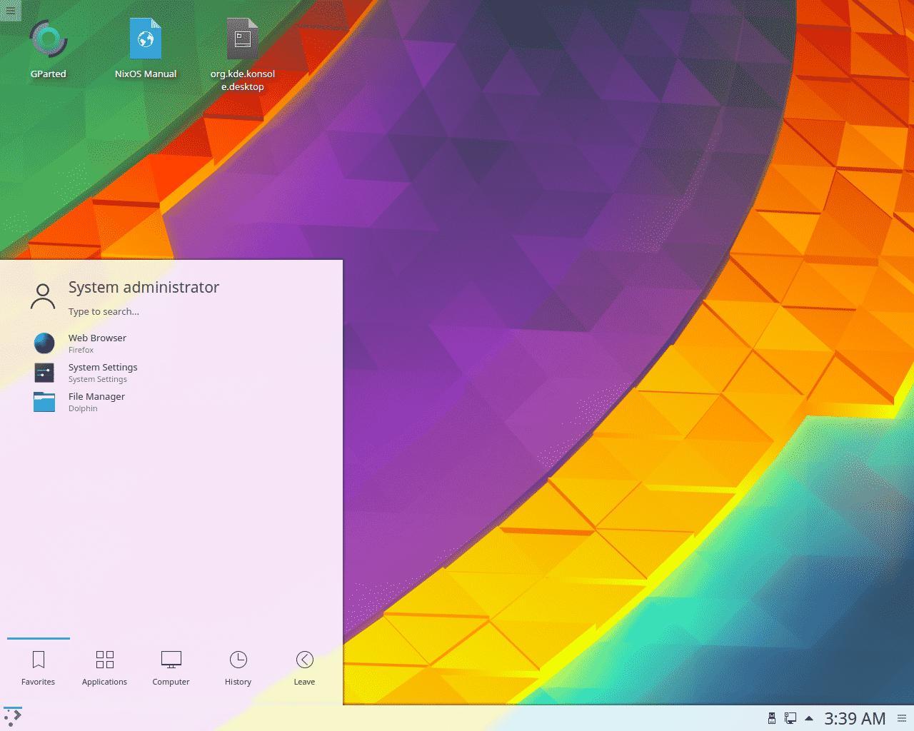 Lançado o GNU/Linux NixOS 17.09
