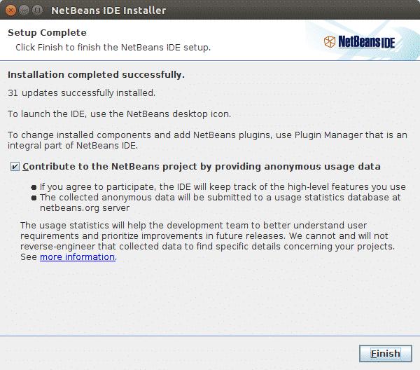 NetBeans no Ubuntu