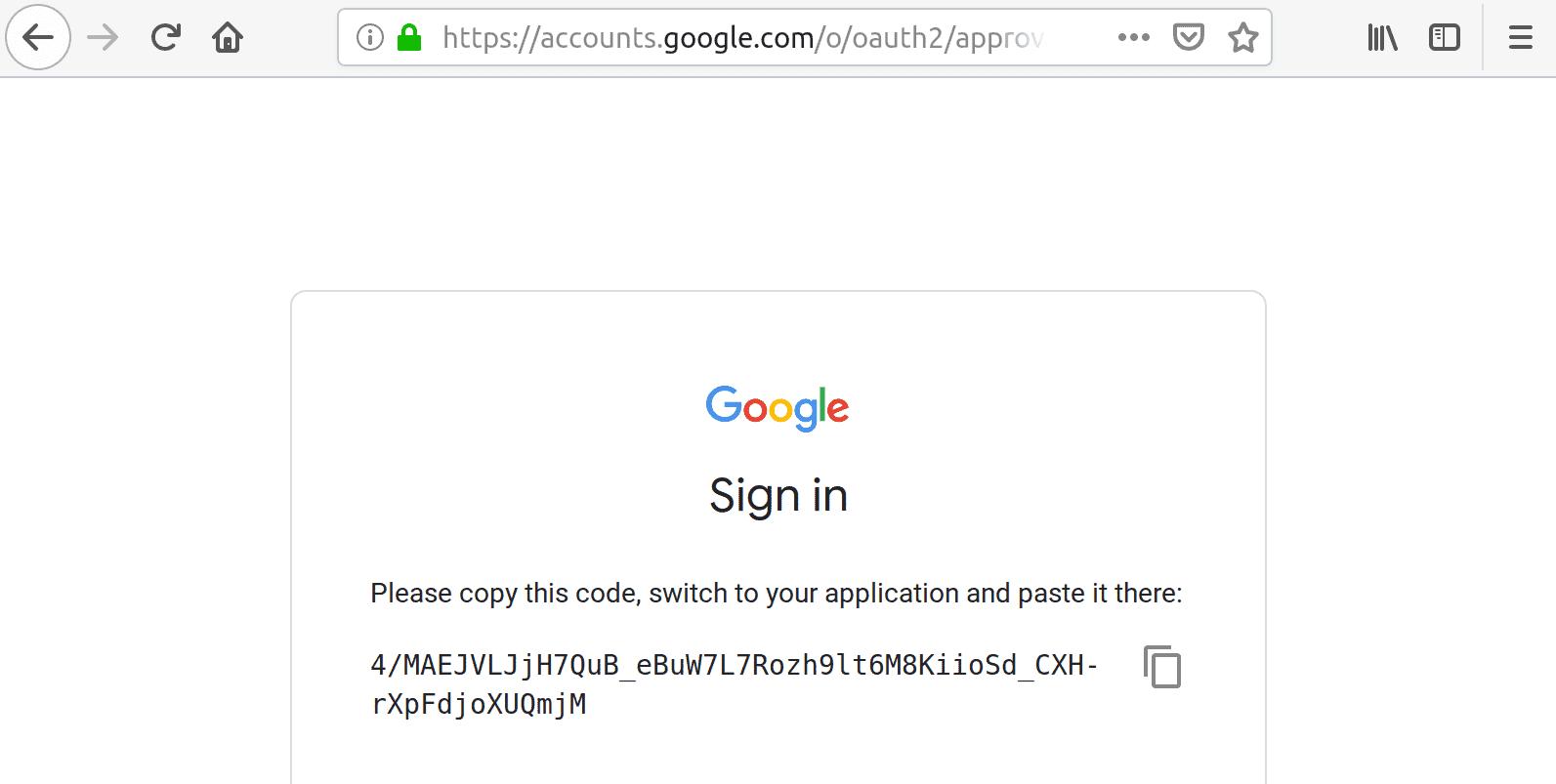 Overgrive Googledrive No Linux 6