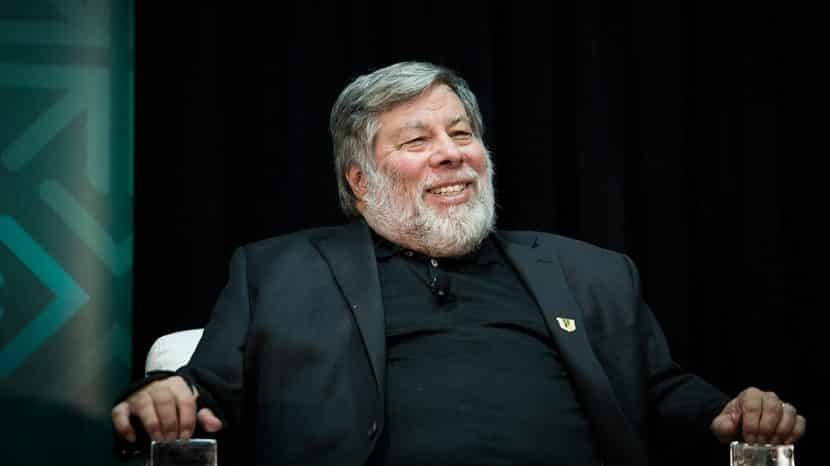 steve-wozniak linux apple