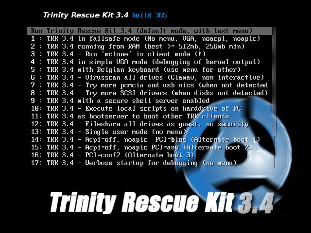 Trinity Rescue