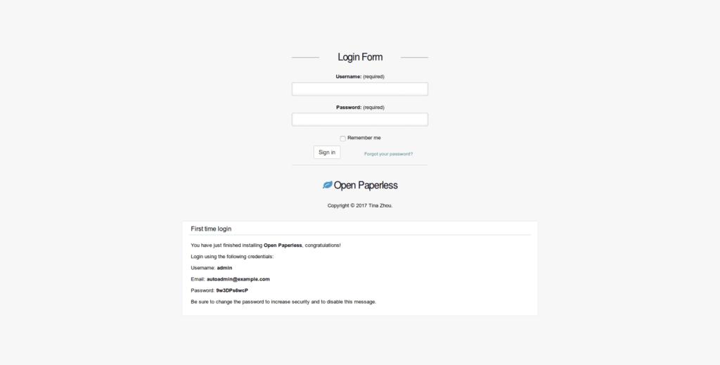 Open Paperless, digitalize, gerencie e arquive documentos no Ubuntu