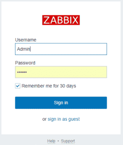 "Instalando Zabbix Server 4.0 no Debian 9 ""Stretch"""