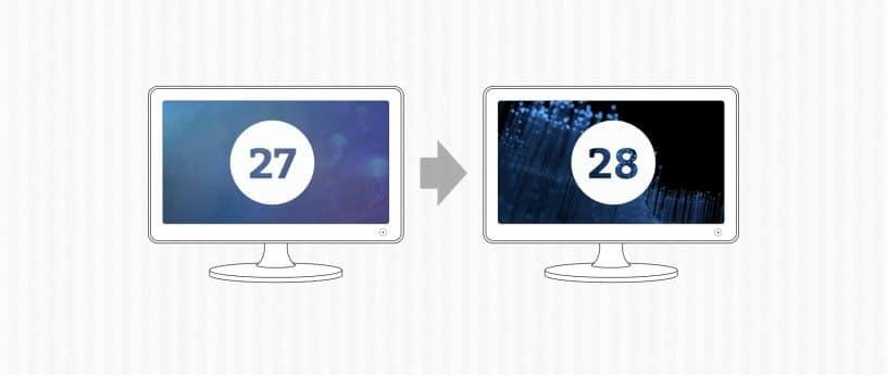 Como Atualizar Do Fedora27 Para O Fedora 28