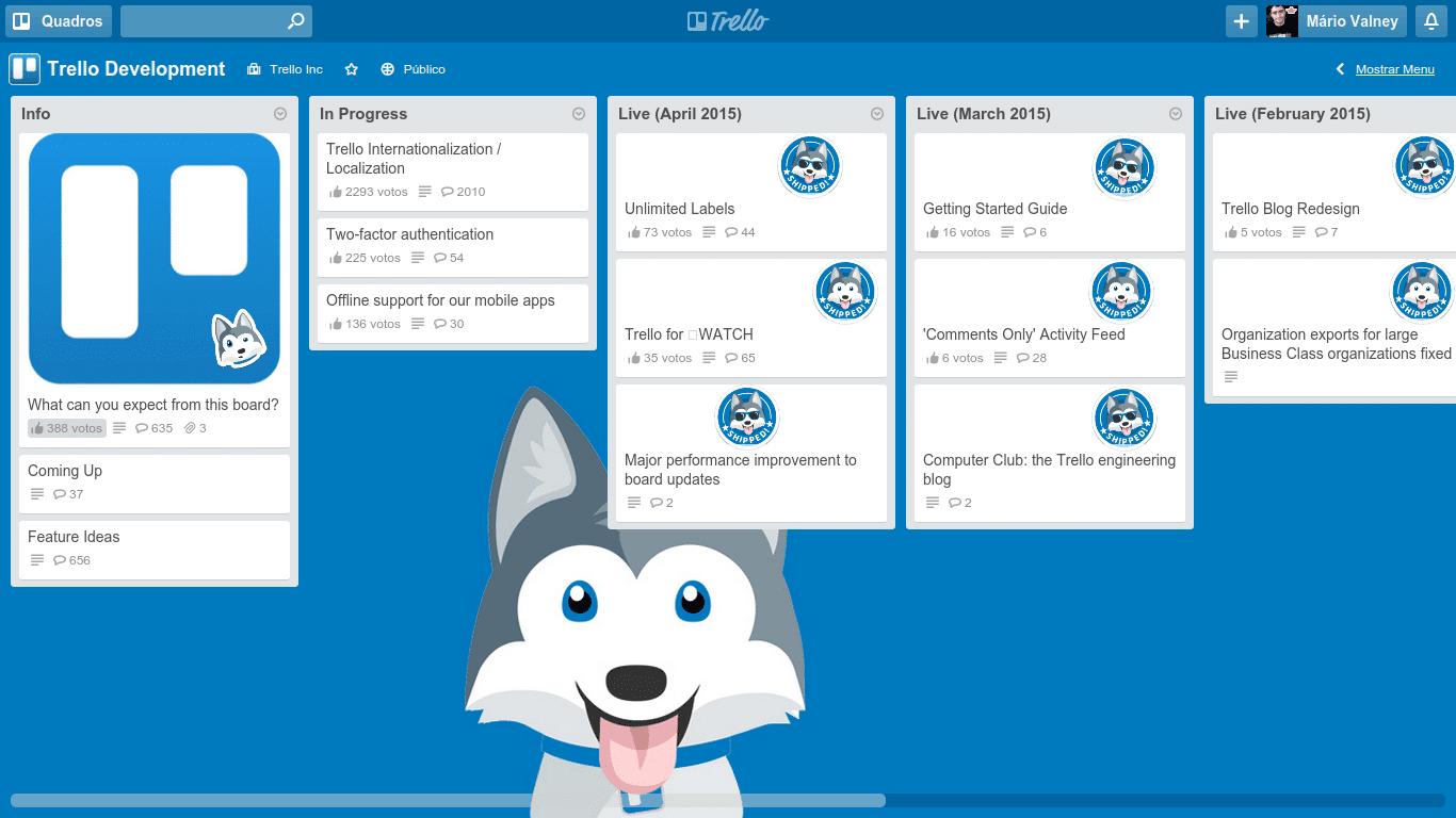Como instalar o Trello no GNU/LINUX