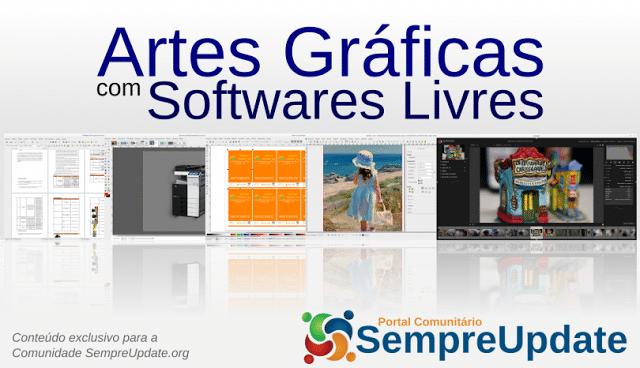 Artes Gráficas com Softwares Livres
