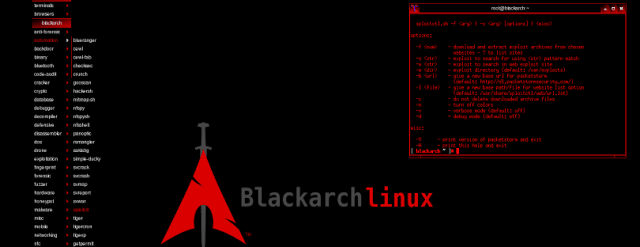 BlackArch 2020.01.01 está disponível com 120 novas ferramentas