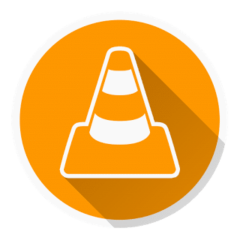 VLC Icon 240x240