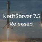Página inicial do Nethserver