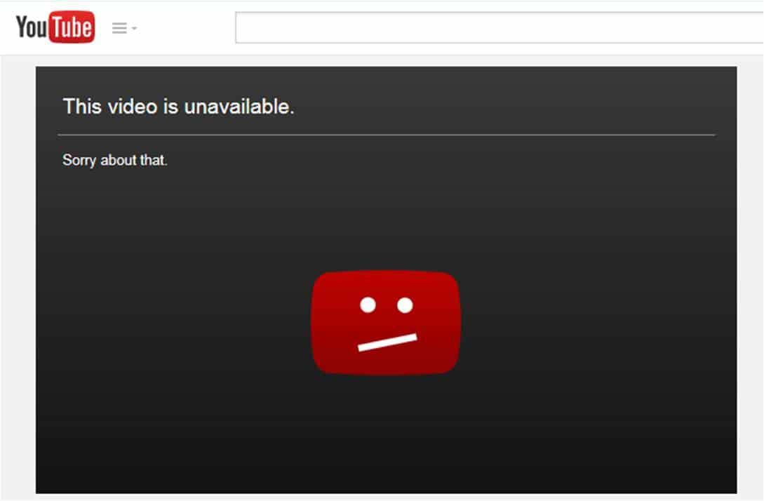 Youtube bloqueia vídeos do Blender e MIT
