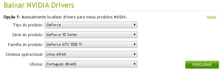 Como instalar driver Nvidia última versão - Baixar Nvidia Drivers