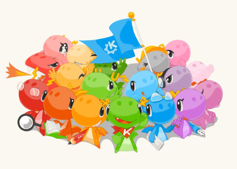 Lançado o KDE Frameworks 5.51