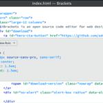 Como instalar o Adobe Brackets 1.13 no Ubuntu, Debian, Linux Mint e derivados!