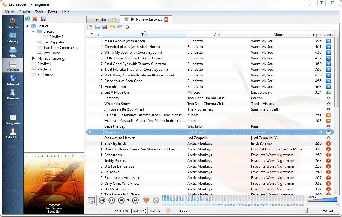 Como instalar o Clementine Player no Ubuntu