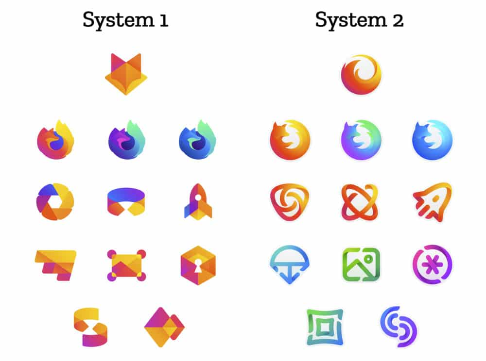 Firefox vai trocar logo