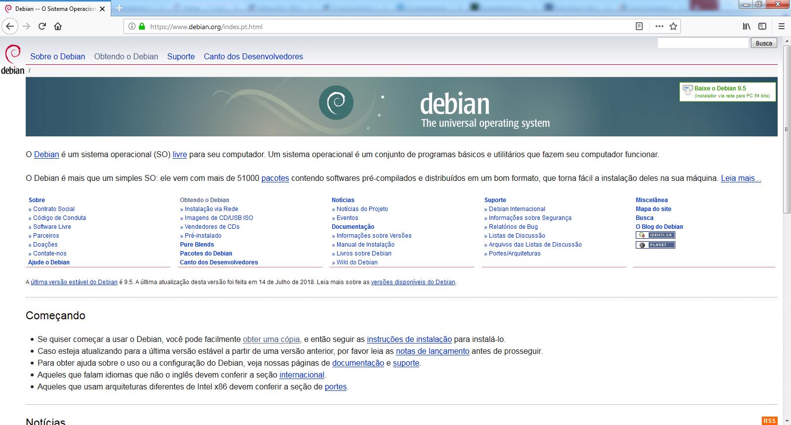 Olá Linux, até logo Windows!