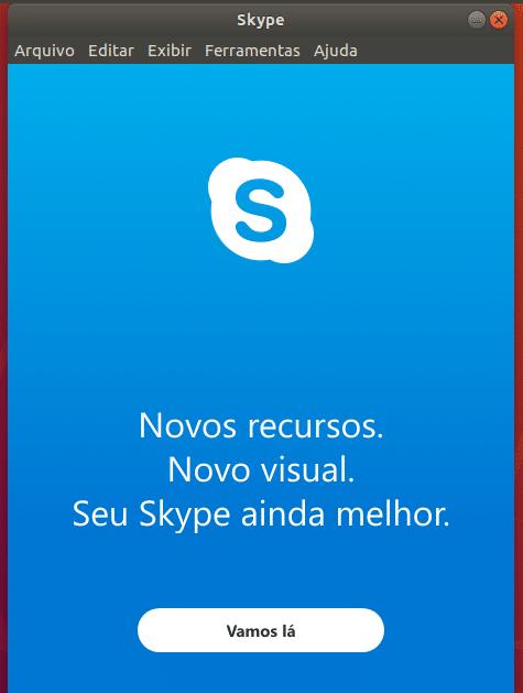 Novo Skype para Web da Microsoft não suporta Linux e Mozilla Firefox