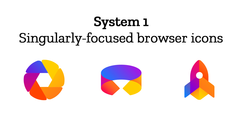 FirefoxSystem 1 Singularly Focused Browser