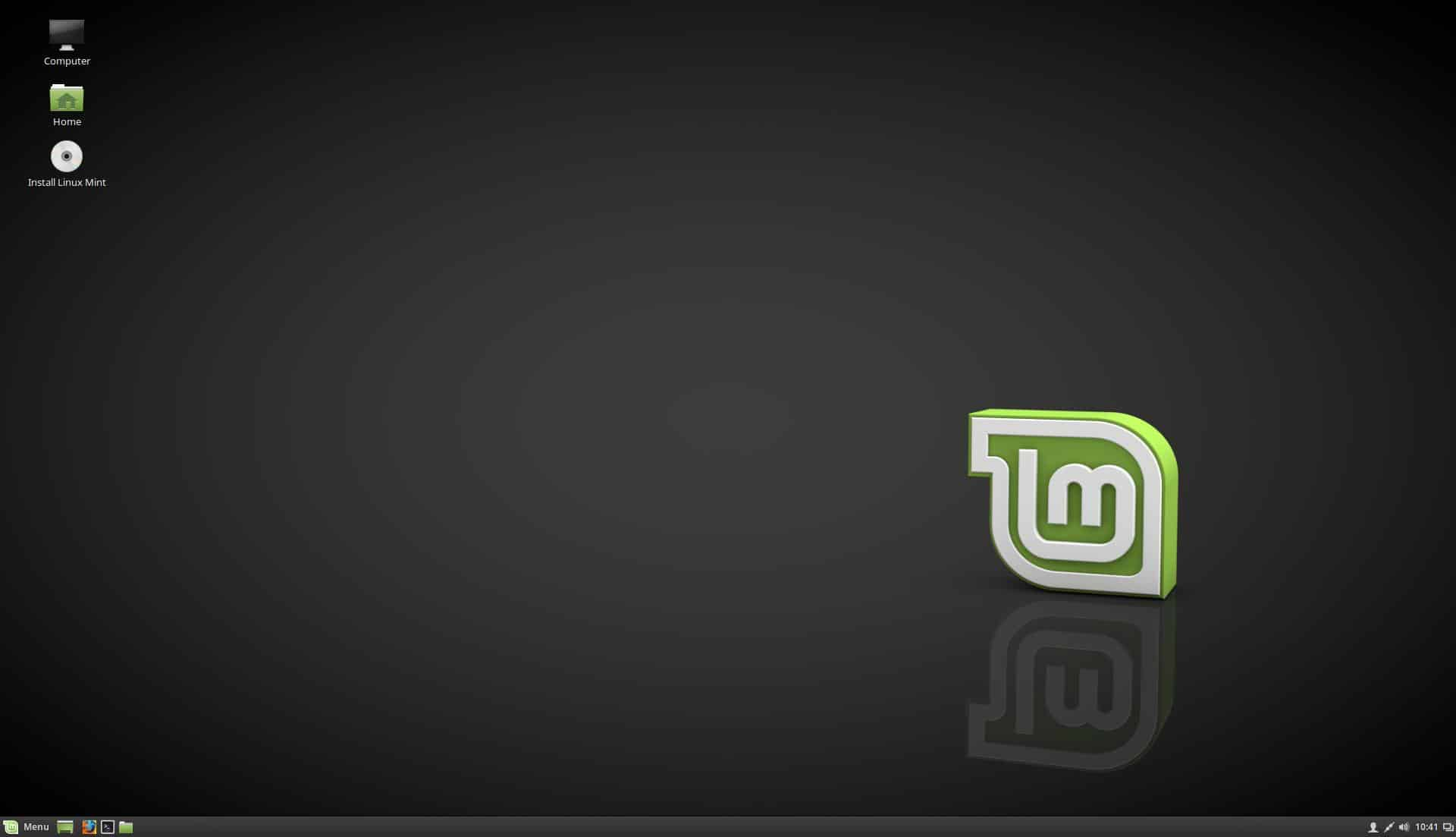 "Sai versão beta do Linux Mint Debian Edition 3 ""Cindy"" Cinnamon"