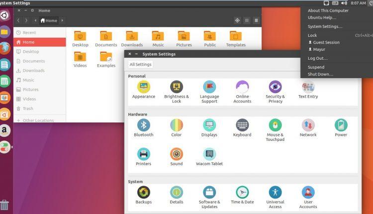 4 temas para Ubuntu 18.04