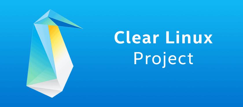 Clear Linux abandona desenvolvimento do desktop e adota GNOME 3.36