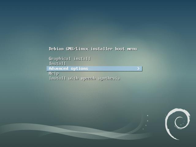 01 Recuperar Grub Do Debian Com Disco De Instalação