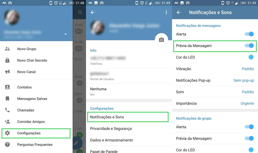 10 Truques que você precisa saber sobre o Telegram 01
