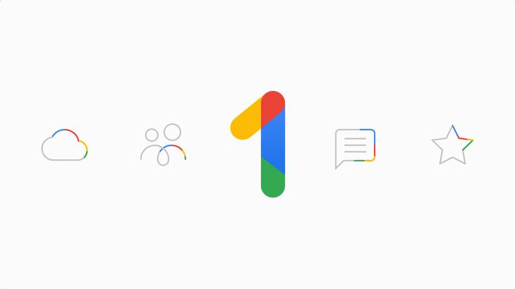 Google One e o negócio de armazenamento em nuvem