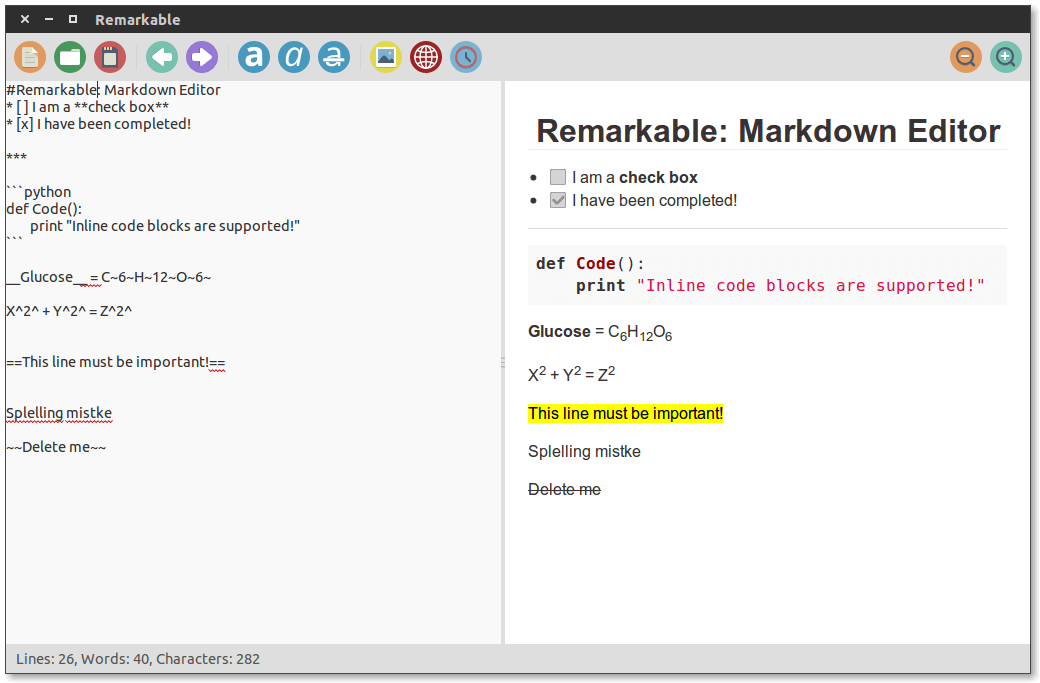 Como instalar o Remarkable no Ubuntu, Linux Mint e derivados