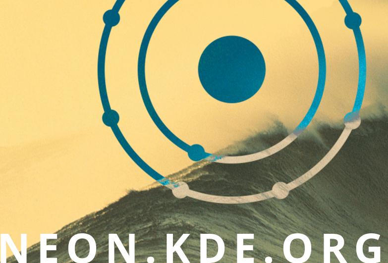 Confira a nova versão de testes do KDE Neon